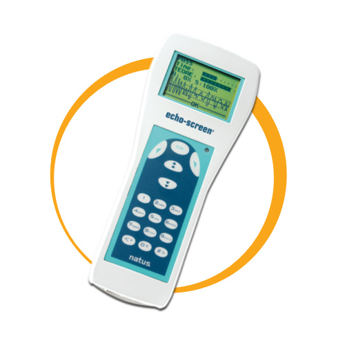 Echo-Screen听力筛查仪17键(美国进口)