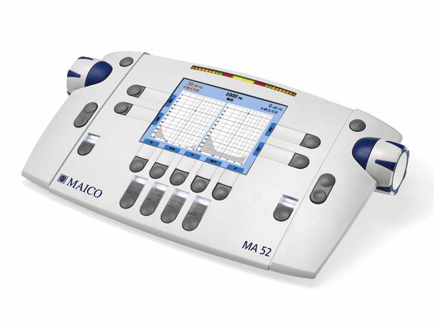 德国麦科Maico MA52听力计