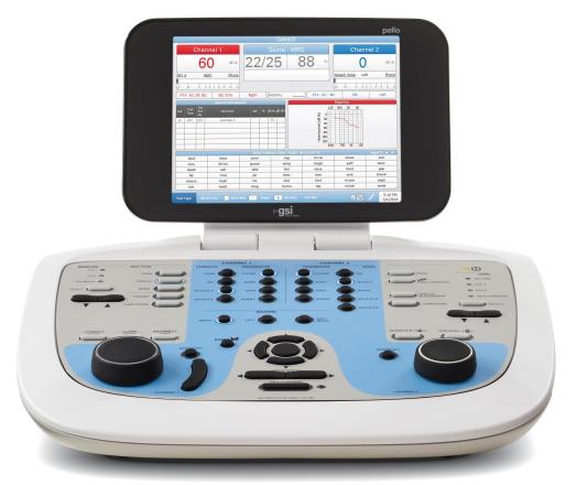 美国GSI便携式双通道诊断型听力计 AudioStar Pro(s